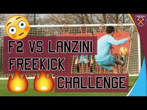 F2 FREESTYLERS VS LANZINI (& NOBLE)!! 🔥