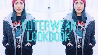 OUTERWEAR LOOKBOOK + GIVEAWAY! Thumbnail