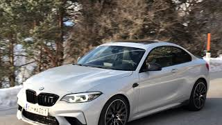 Lightweight Stainless Exhaust Bmw M2 Competition