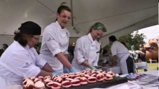 Island Chef&#39s Collaborative (ICC) FOOD FEST 2012 - Delicious support for Vancouver Island farmers