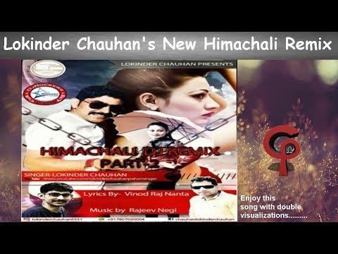 DJ Waale Gaana Bja De |Latest Himachali DJ Remix by Lokinder Chauhan|