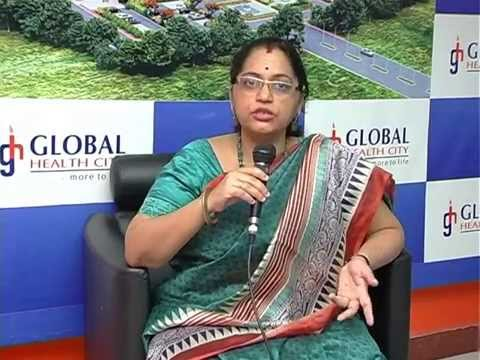 Health talk on Breast Cancer, Global Health City, Chennai