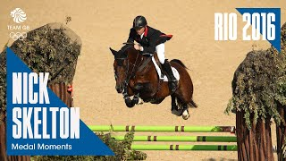 Rio Medal Moments: Nick Skelton wins showjumping gold | Equestrian