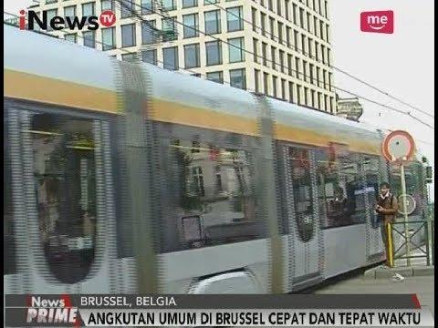 Antisipasi Kemacetan, Jakarta Bisa Mencontoh Transportasi Kota Brussel, Belgia - iNews Prime 13/10