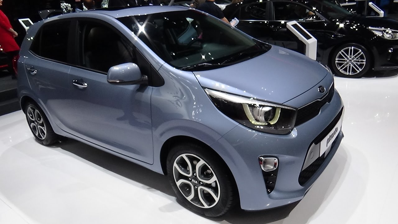 2018 kia picanto exterior and interior geneva motor show 2018 youtube. Black Bedroom Furniture Sets. Home Design Ideas