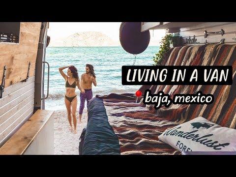 VAN LIFE IN BAJA MEXICO