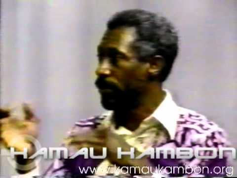Great Afrikan Scholar and Philosopher Dr. Kamau Kambon Interviews and Speeches
