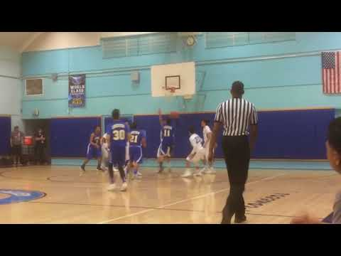 Lakeview Charter vs Sun Valley Magnet HS 01/29/2018 Team Highlights