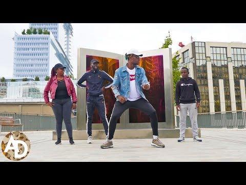 Dj Aïcha - Gauche (Video Danse)