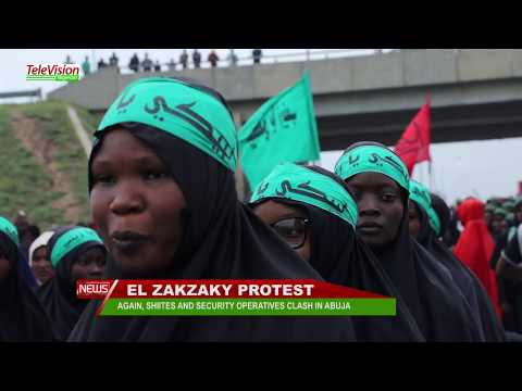 AGAIN, SHIITES AND SECURITY OPERATIVES CLASH IN ABUJA