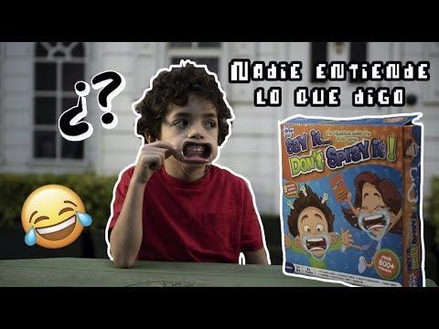 Juego De Mesa Super Divertido Yo Soy Santi Youtube