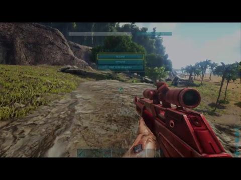 ARK : Survival Evolved, Using Commands!