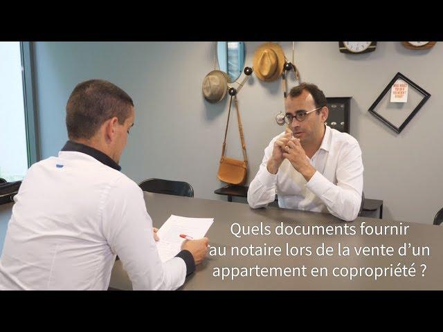 Vendre Un Logement En Copropriete Quels Sont Les Documents A