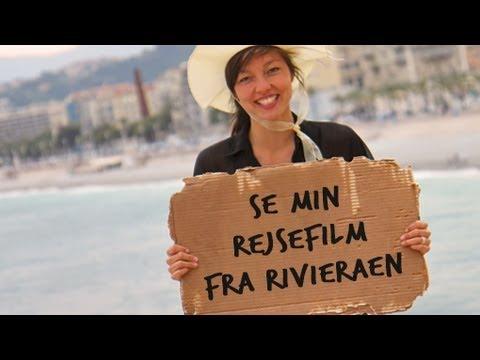 Den franske Riviera - Maria tester Nice og Rivieraen