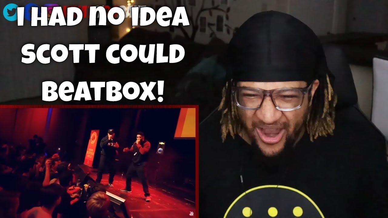 (Reaction) PRESIDENTAL HOST (Scott Jackson & BBK)   Grand Beatbox TAG TEAM Battle 2018   Elimination