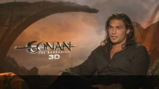 «Конан-варвар 3D (Conan The Barbarian)» Ролик о создании фильма