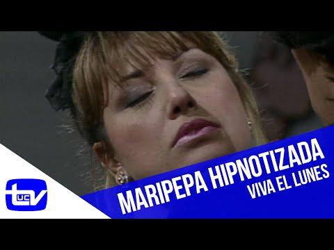 Viva el Lunes   María José Nieto es hipnotizada por Iván Zamorano