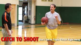 Shooting The Basketball: Why The Hop Is The Secret To Maximizing Your Percentage
