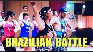 ZUMBA BATTLE 😎 Music - BALADA - FEDERICO SCAVO  - Choreo by…