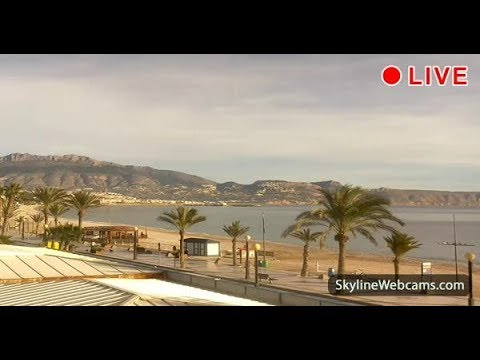 Live Webcam Albir - Spain