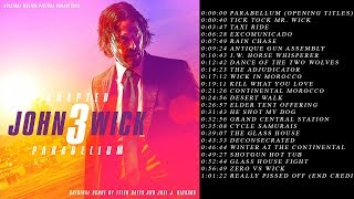 John Wick Chapter 3 - Parabellum Soundtrack (2019)