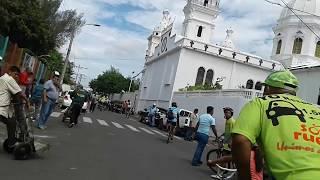 Las calles de zacatecoluca primera parte la paz EL SALVADOR
