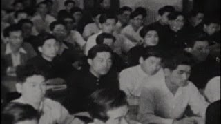 【なつかしの立命館】立命館学園創立50周年記念映画 わが学園の記録