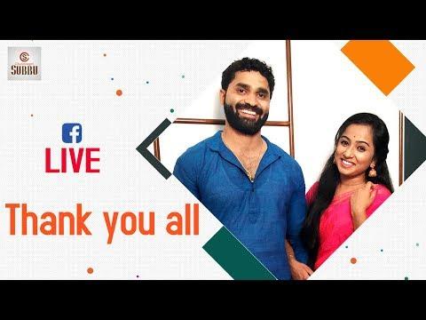Celebrating 1 Lakh Subscribers I ATHADU AAME I Chandragiri Subbu Live