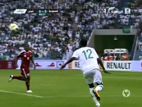 Saudi Arabia vs Oman - 2014 FIFA World Cup Asian Qualifiers