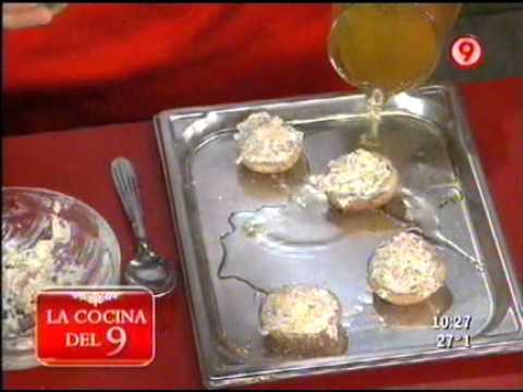 Supremas al curry con hongos rellenos 3 de 3 ariel for Cocina 9 ariel rodriguez palacios pollo relleno