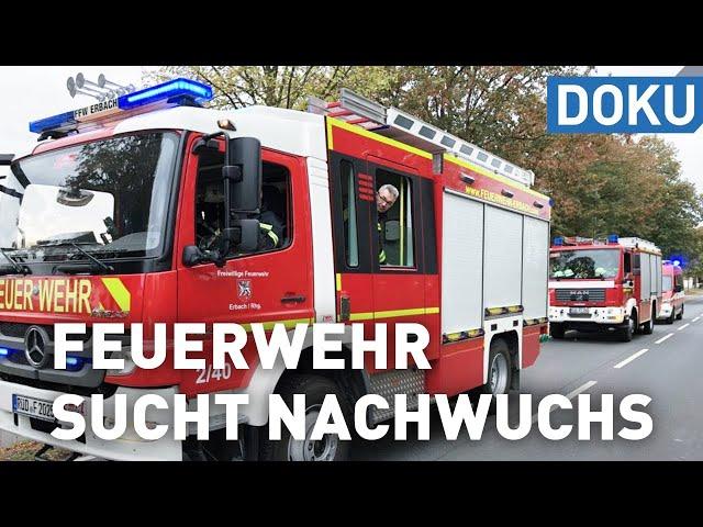 Feuerwehr sucht Nachwuchs | doku | hessenreporter