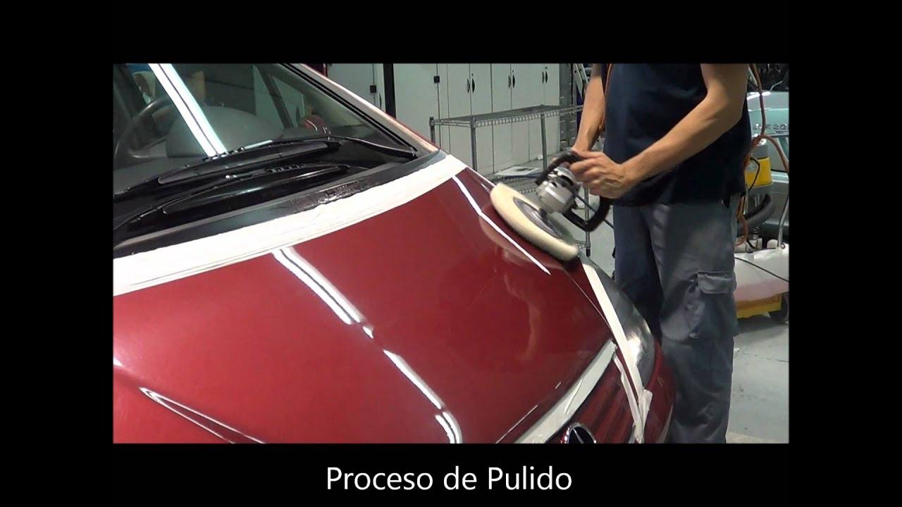 Pulido de coches pulir el coche detallar el coche - Como pulir faros de coche ...