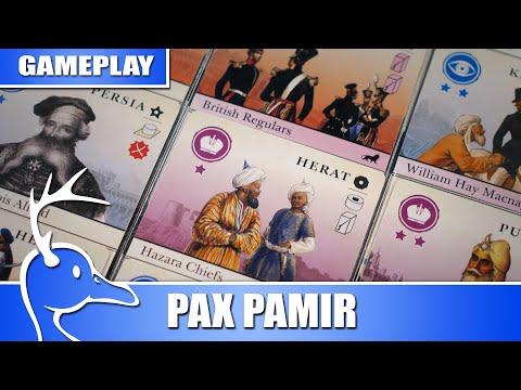 Pax Pamir - (Quackalope Gameplay)