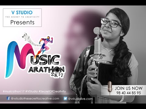 Music marathon 5000 |  Relay #1 | V Studio