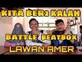 Download lagu BATTLE BEATBOX LAWAN ANAK UST ARIFIN ILHAM , AMER JAGO BANGET BEATBOX NYA .
