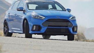 Ken Block Tests the Ford Focus RS Performance Drift Stick смотреть