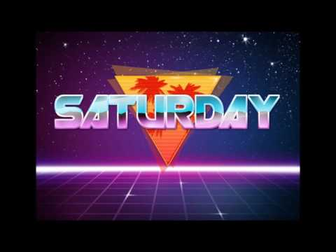 Rebecca Black and Dave Days - Saturday 1 Hour Loop
