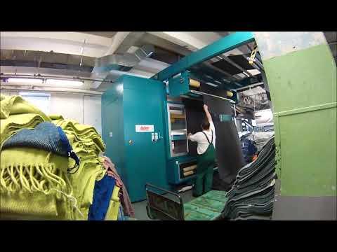 Lafer GRI raising machine