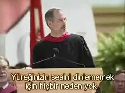 Steve Jobs - Aç Kal Budala Kal 2. Bölüm (Stanford konuşması)