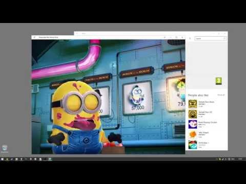 hack despicable me minion rush windows 10 - Let's Play Minion Rush Windows 10