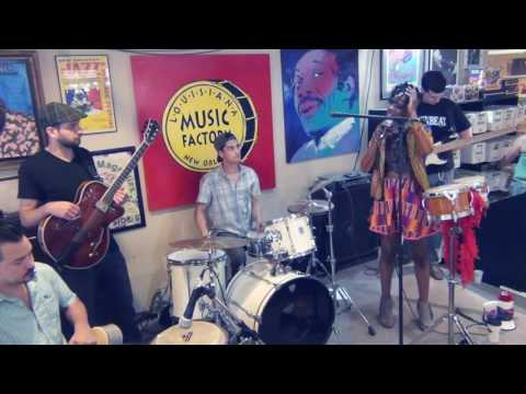 COLE WILLIAMS @ LOUISIANA MUSIC FACTORY 2016