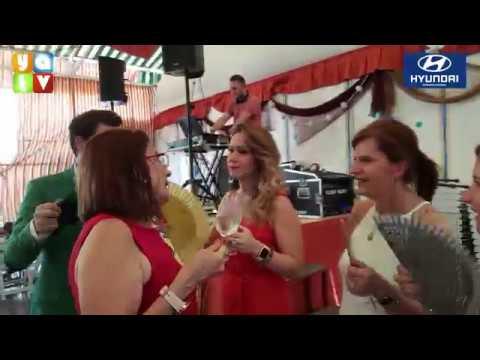 Caseta Los Especiales Feria Real de Algeciras 2019 Viernes