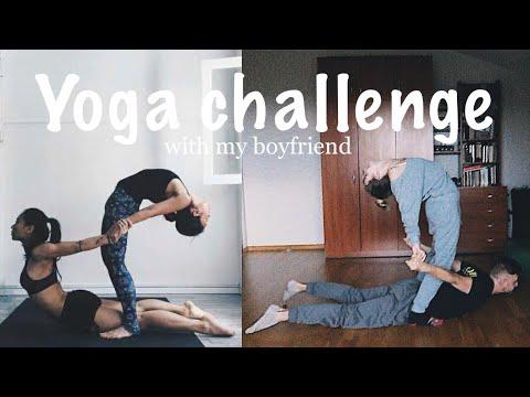 YOGA CHALLENGE thumbnail