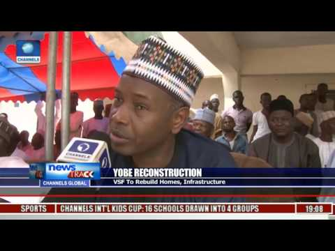 Foundation To Rebuild Homes, Infrastructure In Yobe State