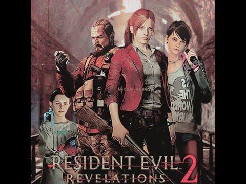 RESIDENT EVIL REVELATIONS 2: Episode 1 - # 4 |