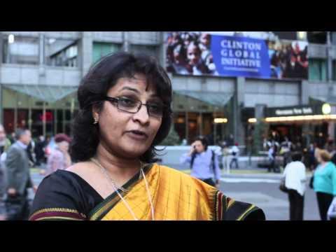 Ashoka at CGI: India Fellow Mukti Bosco