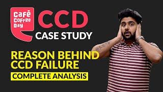 CCD Case Study   Reason Behind VG Siddhartha Failure   Complete Analysis