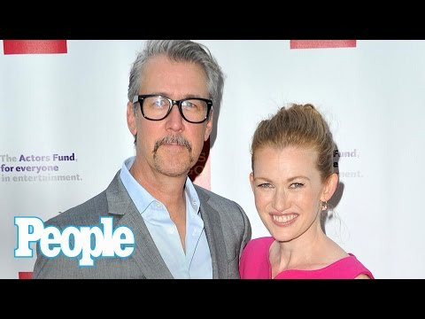 The Catch: Mireille Enos On Husband Alan Ruck, Their Daughter & Ferris Bueller | People NOW | People