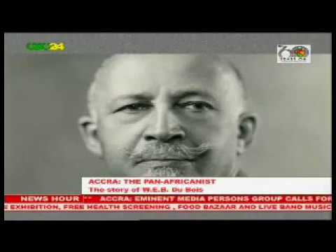 The story of W.E.B. Du Bois