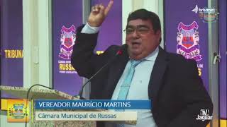 Mauricio Martins   Pronunciamentos de Russas 02 03 2021